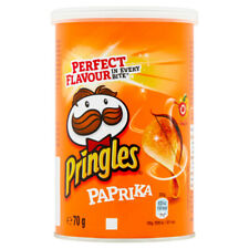 Pringles Paprika Flavor Potato Chips Small Can 70g 2.5oz