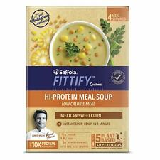 Protein Meal-Soup - 212 g (Mexican Sweet Corn, 4 Servings) free shipping UK