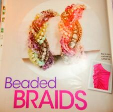 Bead Style Resin Bangles Beaded Braids Mixing Color with Metal   52 Projects