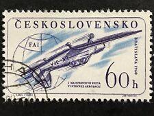 1960 60h Czechoslovakia Stamp