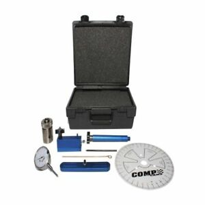 Comp Cams 4936 Heads-Off Camshaft Degree Kit For Ford, Buick and Pontiac NEW