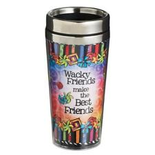 Suzy Toronto Wacky Friends Make Best Stainless Steel Travel Mug Cup Midwest New