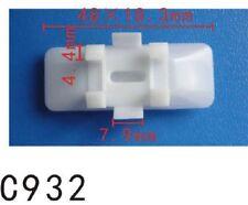 10Pcs Fit Mercedes Benz 006-988-72-78 Nylon Moulding Rivet Fastener Clip