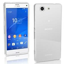Ultra Slim ALL CLEAR Gel case cover For SONY Xperia Z3