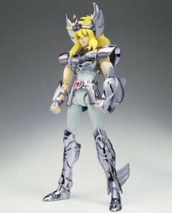 Cygnus Hyoga Saint Seiya Cloth Myth Final V3 w metal plate Gundam/Bandai