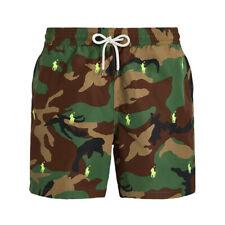 Polo Ralph Lauren Traveler Swim Short Camo Green