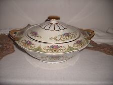 TIRSCHENREUTH BAVARIA GERMANY SHANNON VEGETABLE BOWL WITH LID