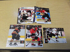 2006-07 UPPER DECK HOCKEY OTTAWA SENATORS (14) CARDS  SERIES 1 TEAM SET