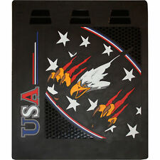 M&C Flying Eagle Semi-Truck Mud Flaps - 24in.W x 30in.H, Pair