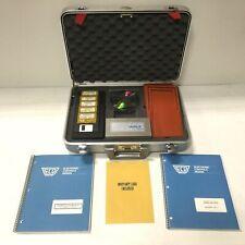 ECD E31-0200-40 SuperM.O.L.E Thin Line 5 Channel Thermal Profiler With Case