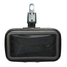 Waterproof Motorcycle Rear Mirror Stand Mount 360 degree Phone Holder Case J7S8