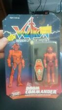 Voltron Defenders of Universe Doom Commander Figure Panosh Place Sealed 1984