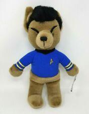 "Applause Star Trek Collectibles Vulcan Bear Spock 15"" Plush New w/ Tags"