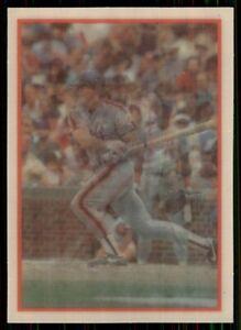 1987 Sportflics Gary Carter #50