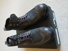 MENS BNWB REPRISE RRM GREEN ANKLE BOOTS SIZE 7