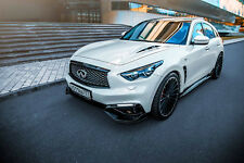 FX37 FX50 QX70 S52 2012 2013 2014 2015 2016 2017 body kit FRP unpainted