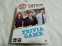 THE OFFICE TRIVIA GAME BoardGame NEW Dunder Mufflin Questions SEALED