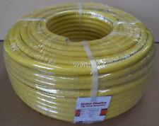 Divers Air breathing Hookah hose 10mm x 100m coil Diving Esdan Yellow Australian