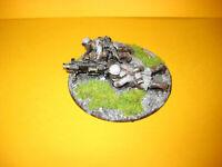 Warhammer 40k - Astra Militarum - Stahllegion - Steel Legion - Heavy Bolter IV