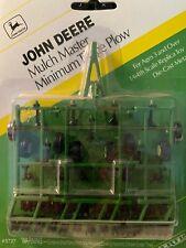 1/64 Ertl John Deere Mulch Master Minimum Tillage Plow 5727