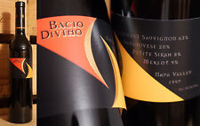 1997er Bacio Divino - Proprietary Red Wine - Top Jahrgang !!!!!!!!!