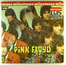 "12"" LP - Pink Floyd - Milestones - D482 - washed & cleaned"