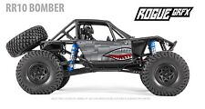 Axial RR10 Bomber Body Graphic Wrap Skin- Warbird