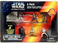 Star Wars Action Masters Die Cast 6 Pack