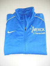 TOP Trainings- Sport- jacke   > MERCK Darmstadt <  Gr. L blau  von Nike  unisex