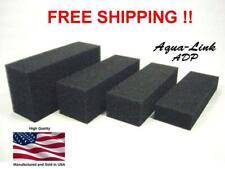 Filter Foam Blocks / Pads  Sponge AQUARIUM SAFE (NO CHEMICAL TREATMENTS)