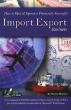 How to Open & Operate a Financially Successful Import Export Business (Book & CD
