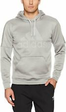adidas Men's Athletics Team Issue Fleece Logo Pull Over Hoody