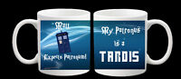 Personalised Harry Potter Patronus Dr Doctor Who TARDIS Dalek Mug Gift