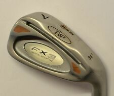 Ram FX3 IW2 34 Degree 7 Iron Regular Steel Shaft