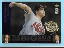1997 Collectors Choice The Big Show World Headquarters Greg Maddux Braves