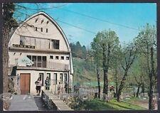 GENOVA TORRIGLIA 26 CINEMA CINEMATOGRAFO CASA DELLA GIOVENTÙ Cartolina viag 1969