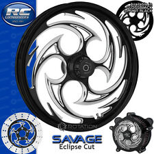 RC Components Savage Eclipse Custom Motorcycle Wheel Suzuki Boulevard M109R