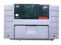 ALIEN 3 - SUPER NINTENDO SNES GAME - Tested Working & Authentic!