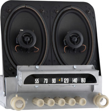 1951-52 Chevrolet AM FM Stereo Bluetooth® Radio with speakers MADE IN THE USA!