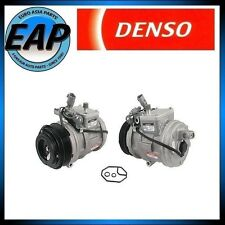 For LS400 LX470 Land Cruiser 4.7L 4.0L V8 OEM Denso A/C Compressor NEW