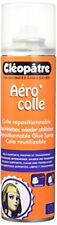 Cléopâtre Aero'colle Aérosol de Colle repositionnable 250 ml