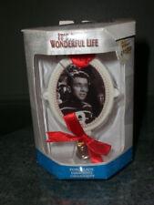 It's A Wonderful Life Porcelain ornament Enesco George Bedford Falls