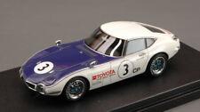 Toyota 2000gt #3 SCCA 1968 1:43 Model HPI RACING