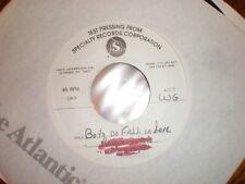 Robin Gibb 45 Boys Do Fall In Love TEST PRESSING