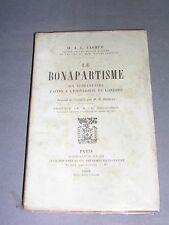 Premier empire Bonapartisme Conférencesfaites à Londres 1909