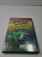 Juiced (Sony PlayStation 2, 2005 PS2) -Complete Tested