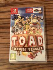 Captain Toad Treasure Tracker Nintendo Switch Original Case Only