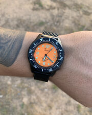 ULTRA RARE*Swiss Made Divers Watch*Squale 50 Atmos*NEEDS REPAIR *1 of 10 Pieces*