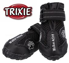 Trixie Protective Dog Puppy Boots Shoes | Anti Slip Waterproof Dogs Puppies Boot