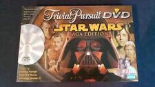 Hasbro-Trivial Pursuit Star Wars DVD Brettspiel(engl.)top Zustand wenig gespielt